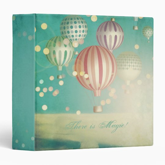 There's magic in the air (Christmas Time) Binder