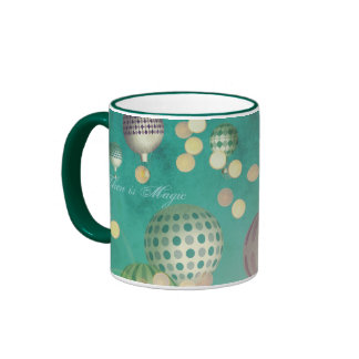 There's magic in the air (Christmas Time) Coffee Mug