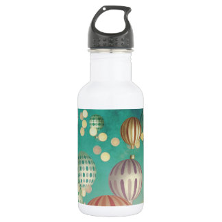There's magic in the air (Christmas Time) Stainless Steel Water Bottle