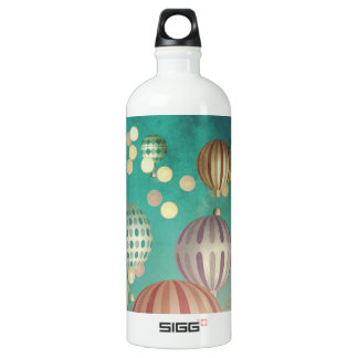 There's magic in the air (Christmas Time) Water Bottle