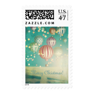 There's Magic in The Air - Merry Christmas Postage
