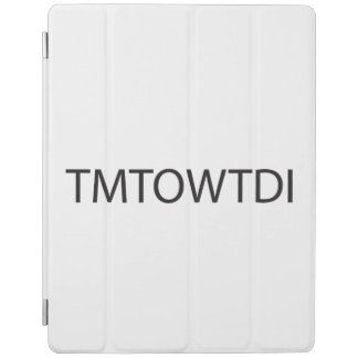 There's More Than One Way To Do It.ai iPad Cover