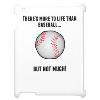 There's More To Life Than Baseball Case For The iPad 2 3 4