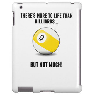 There's More To Life Than Billiards