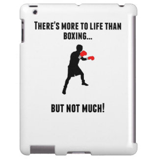 There's More To Life Than Boxing