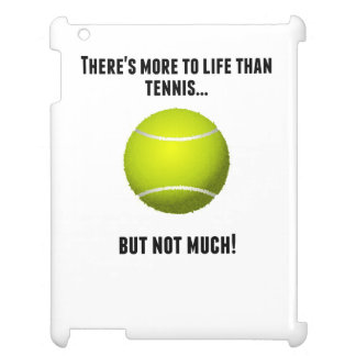 There's More To Life Than Tennis Case For The iPad