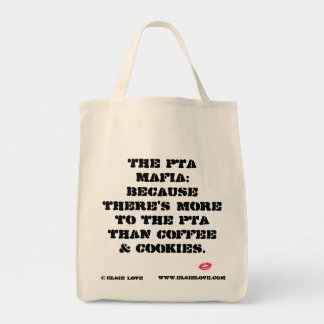 There's More to the PTA Organic Tote