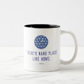 There's nano place like home (1) Two-Tone coffee mug