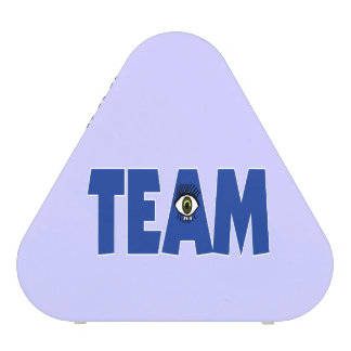 There's No I in Team Speaker