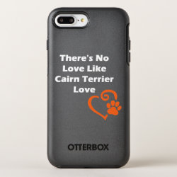 OtterBox Apple iPhone 7 Plus Symmetry Case with Cairn Terrier Phone Cases design