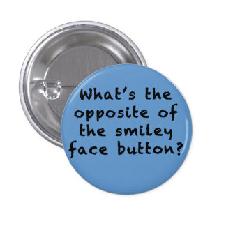 "There's no ""Meh"" face. Button"