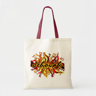 There's No One Like Jehovah! Tote Bags