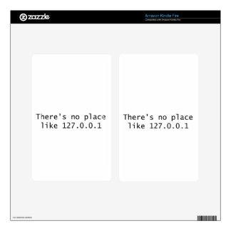 There's no place like 127.0.0.1 kindle fire decals
