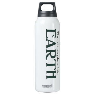 Theres no place like Earth Thermos Bottle