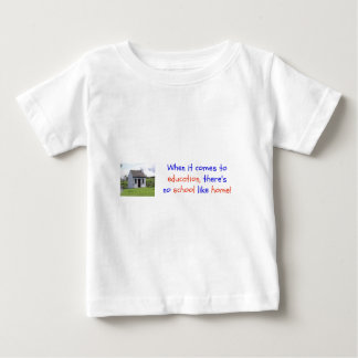 There's No Place Like Home Baby T-Shirt