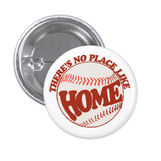 There's no place like home pin