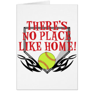 There's No Place Like Home! Card