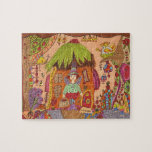 There's No Place Like Home Fairy Jigsaw Puzzles