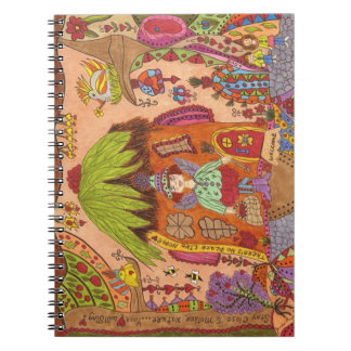 There's No Place Like Home Fairy Journal