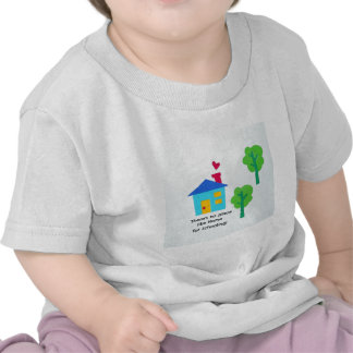 There's no place like Home for Schooling! Tshirt