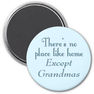 There's No Place Like Home Magnet
