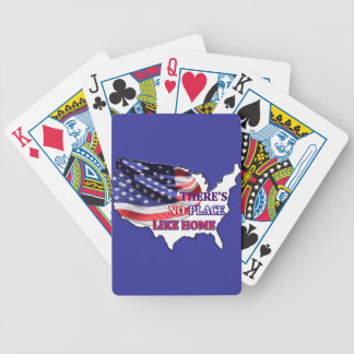 There's No Place Like Home Playing Cards