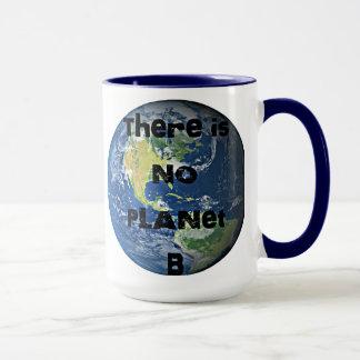 "There's No Planet ""B"" Go Green Mug"