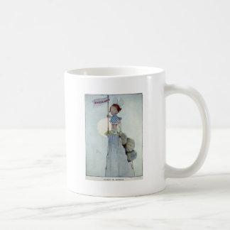 There's No Retreat Coffee Mug