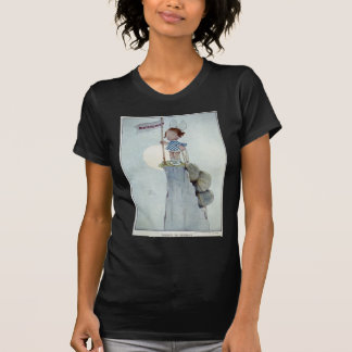 There's No Retreat T Shirt