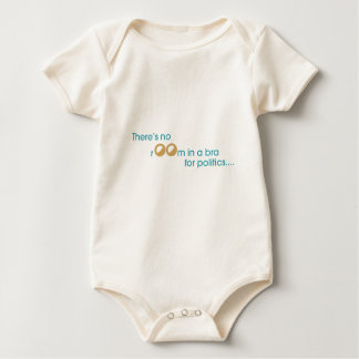 THERES NO ROOM BABY BODYSUIT