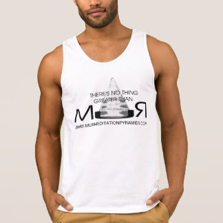There's No Thing Greater Than U Men's  Tank Top