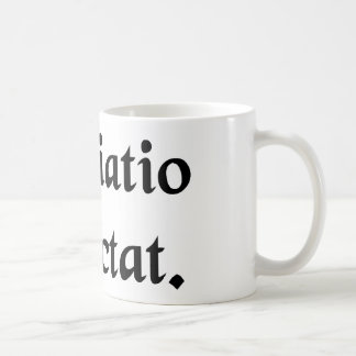 There's nothing like change. coffee mug