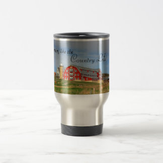 Theres Nothing like the Country Life, Coffee Mug