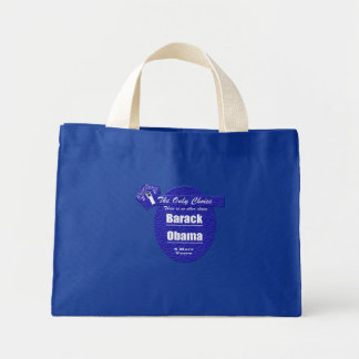There's Only One Choice Mini Tote Bag