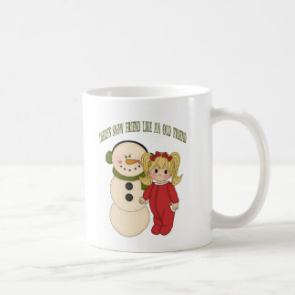 There's Snow Friend Like An Old Friend Holiday Mug