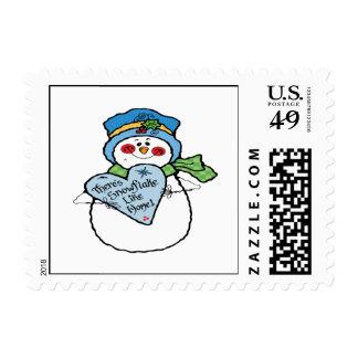 Theres Snowflake Like Home Stamps