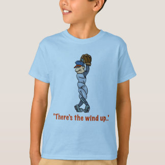 There's The Wind Up... Kid's  T-Shirt