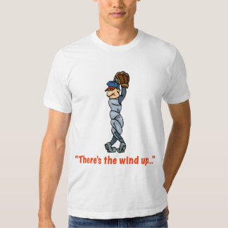 There's The Wind Up... Men's T-Shirt