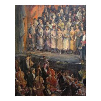 Theresa Bernstein Verdis Requiem Letterhead