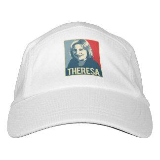 Theresa Propaganda Poster -  Headsweats Hat