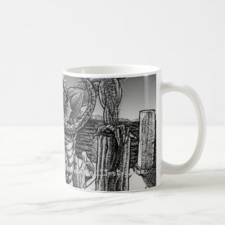 TheReturn2, Todd Swanson Illustration Coffee Mugs