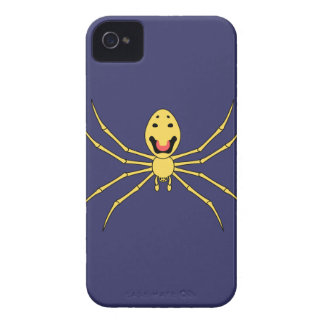Theridion grallator AKA Happy Face Spider Case-Mate iPhone 4 Case