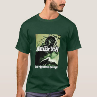 TheRighteousSavage {{75295935}} T-Shirt