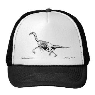 Therizinosaurus del gorra del dinosaurio por Grego