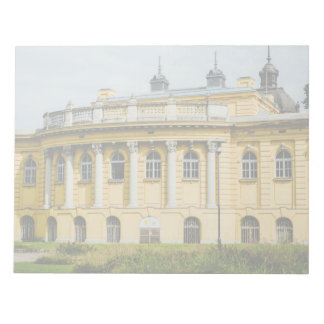 Thermal Baths, Budapest Note Pad