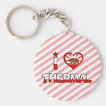 Thermal, CA Keychains