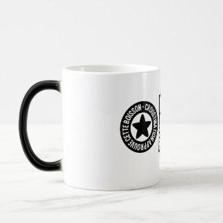 Thermal Chronological Croustimug Magic Mug