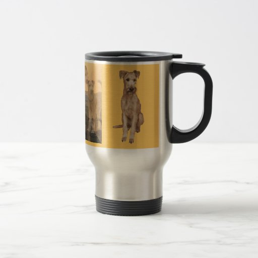 "Thermal cup ""Irish Terrier "" Coffee Mug"