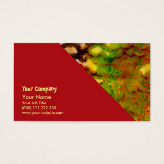Thermal ecosystem business card
