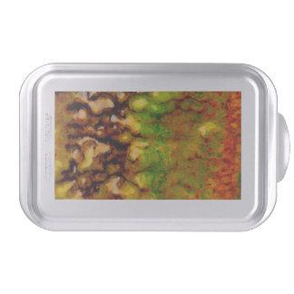 Thermal ecosystem cake pan